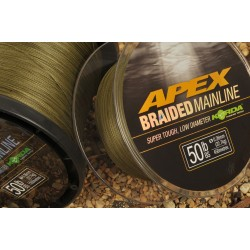 Apex Braided Mainline 450 mtr