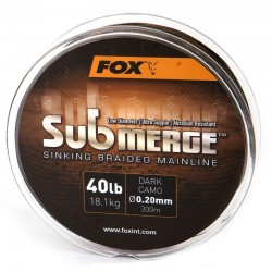 Submerge Sinking Braided Mainline