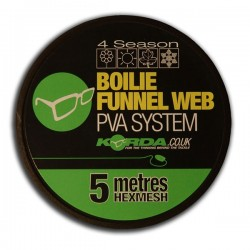 Boilie Funnel Web 4 Season HEXMESH REFILL