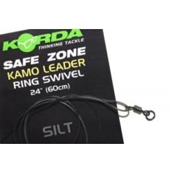 Safe zone Kamo Leaders - Ring Swivel Marron