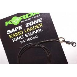 Safe zone Kamo Leaders - Ring Swivel Translucide