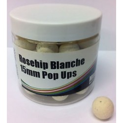 Specialist Carp Food Pop Ups Rosehip Blanche