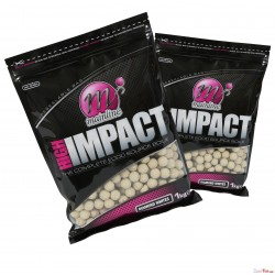 "Hight Impact Boilies ""Diamond Whites"""