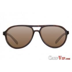 Sunglasses Aviator Tortoise Frame / Brown