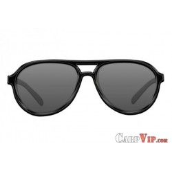 Sunglasses Aviator Mat Black Frame / Grey Lens