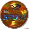 Safu : 0.28- 0.57 mm 15 mtr 10 pcs, couleur clear/rouge