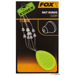 Edges Bait Bungs Clear x10