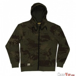 Low Key Zip Hoody Camo