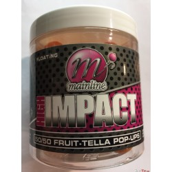 High Impact Pop Up 50/50 Fruit Tella 15 mm