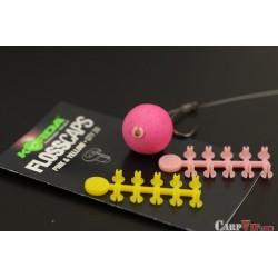 Floss Caps Pink/Yellow