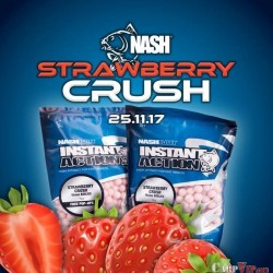 Instant Action Strawberry Crush 2.5 kg