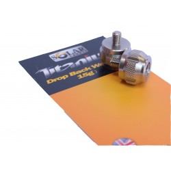 P1 Titanium Drop Back Weights