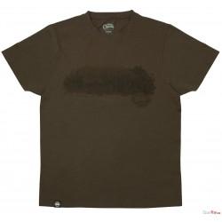 Dark Khaki Scenic T Shirt