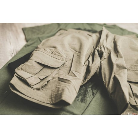 Kore Kombat Short Military Olive