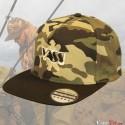SnapBack Cap Camouflage VASS