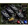 MK1 Compact 3 Rod presentation set