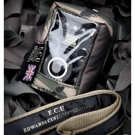 MK1 Compact Receiver Pouch & wrist Lanyard