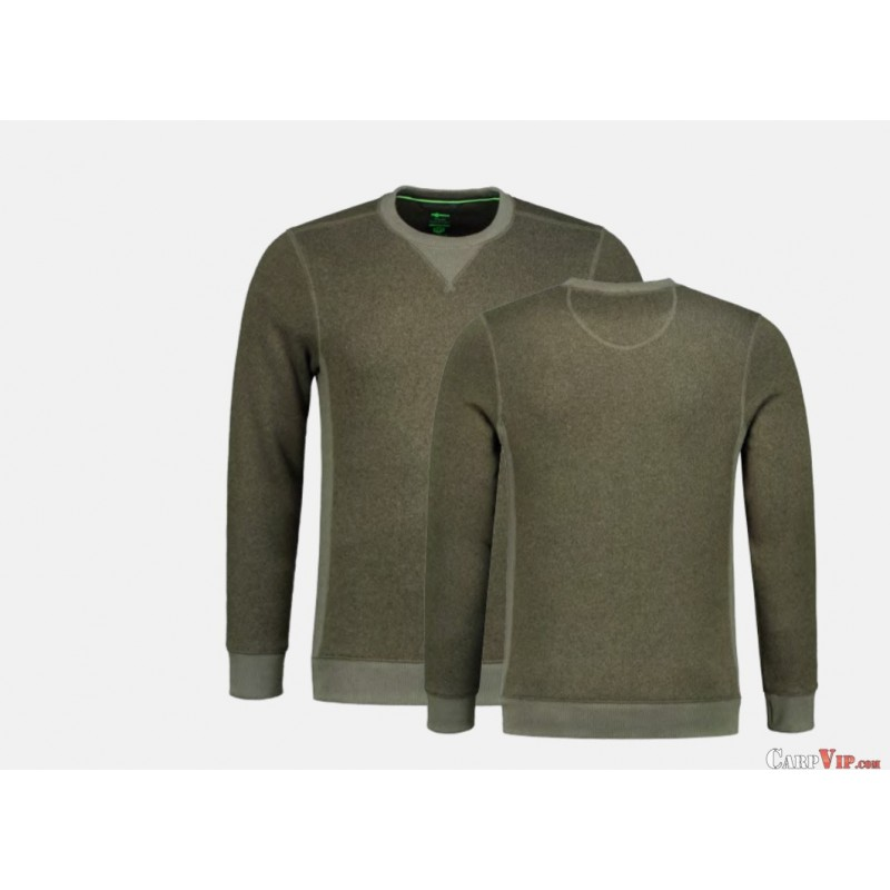 Kore Crew Neck Jumper Korda Carpvipcom