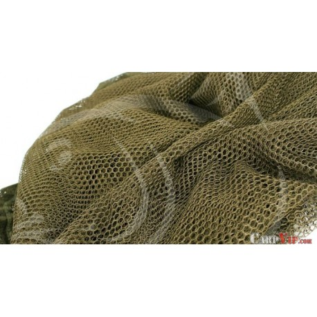 """Spare 42"""" Green Mesh with Fish Print"""