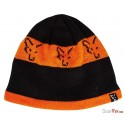 Fox Black/Orange Beanie