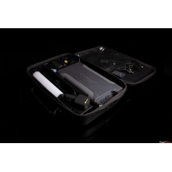 GorillaBox Tech Case 370 fits Vault C-Smart 42150mAh, Bivvy Lite and VRH Headtorch
