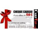 Chèque cadeau 150€