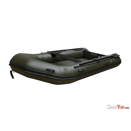 Fox 3.2m Green Inflable Boat - Air Deck Green
