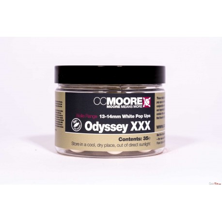 Odyssey XXX pop up White 13/14 mm