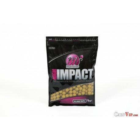 High Impact Boilie H/L Pineapple 1 kg