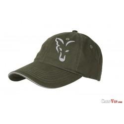 Green/Silver Baseball Cap