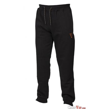 Fox® Collection Black/Orange Joggers