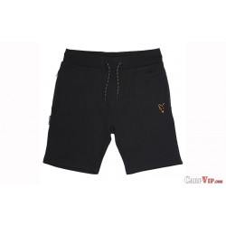 Fox® Collection Black/Orange Lw Jogger Shorts