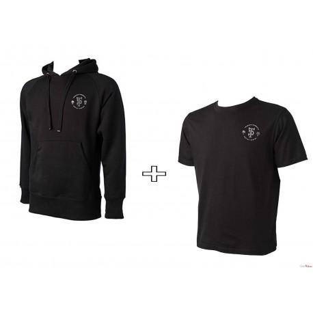 Artists' Hoody + Artists' T-Shirt - trakker
