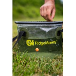 10 Litre Perspective Collapsible Water Bucket