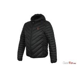 Fox® Collection Black/Orange Quilted Jacket