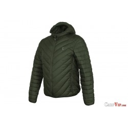 Fox® Collection Green/Silver Quilted Jacket