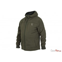 Fox® Collection Green/Silver Sherpa Hoody