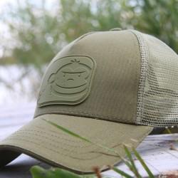 APEarel Dropback Pastel Trucker Cap Green