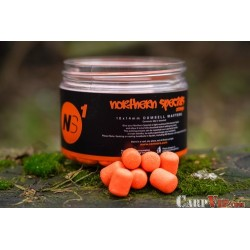 NS1 Dumbell Wafters Orange 10x14mm