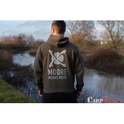 Hoodie Khaki CC MOORE