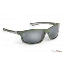 Fox® Collection Green & Silver Frame/Grey Lens