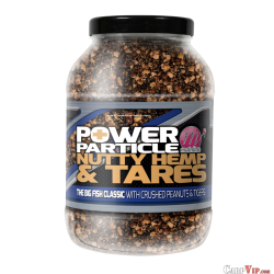 Power Plus Particles Nutty Hemp & Tares