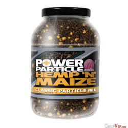 Power Plus Particles Hemp 'N' Maize