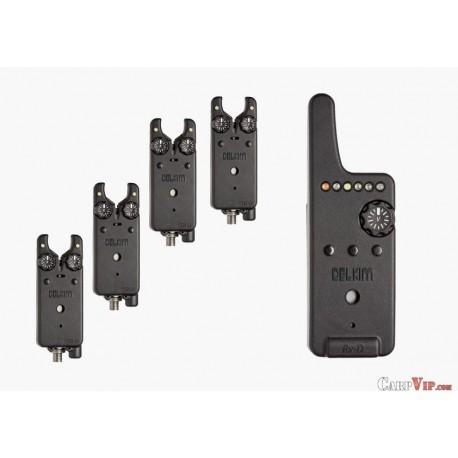 Pack 4 TXi-D + Rx-D digital Receiver