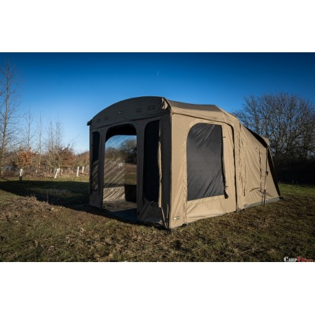 Bivvy 2-men Escape XF2 Compact + Extension XF2 Plus