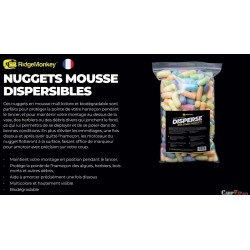 Disperse PVA Foam Nuggets
