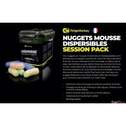 Disperse PVA Foam Nuggets Session Pack
