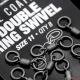 PTFE Double Ring Swivel Size 11