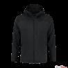 Kore Polar Fleece Jacket Black