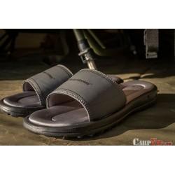 Apearel Dropback Sliders Grey